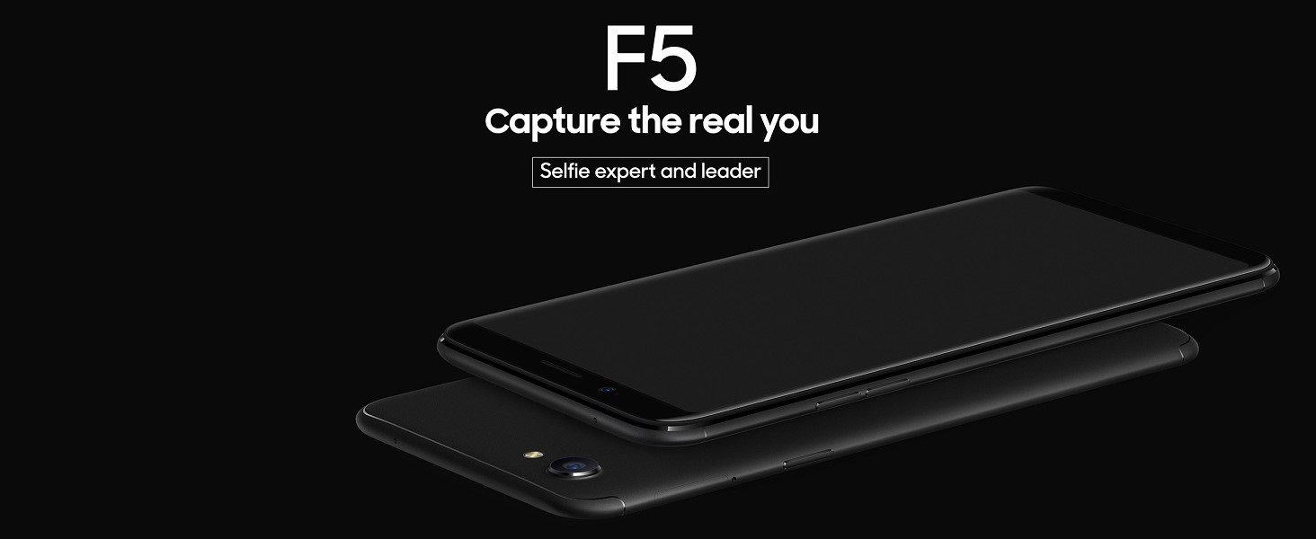 OPPO F5 (Gold, Full Screen Display, 4 GB RAM) with Offers
