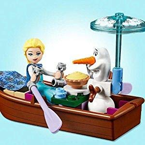 LEGO UK 41155 l Disney Frozen Elsa's Market Adventure Toy for Girls and Boys