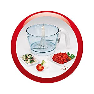 Moulinex Odacio Food Processor, FP7371BA, 1000 watts, juice+ mince+ blend, White, Plastic