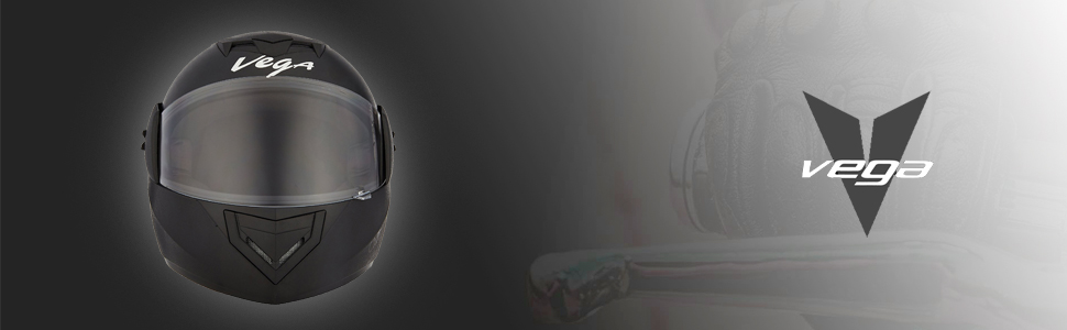 Vega Cliff CLF-AR-LK_L Air Full Face Helmet