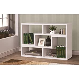Coaster Home Furnishings Contemporary Bookcase / TV Stand