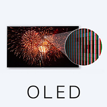 OLED: Everything else pales in contrast