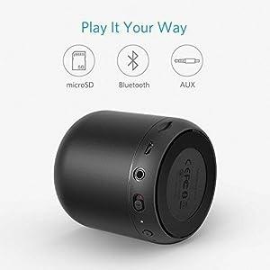 bluetooth speaker, speaker
