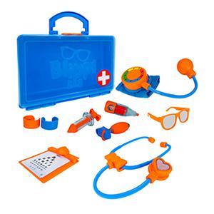 blippi roleplay for kids play doctor set