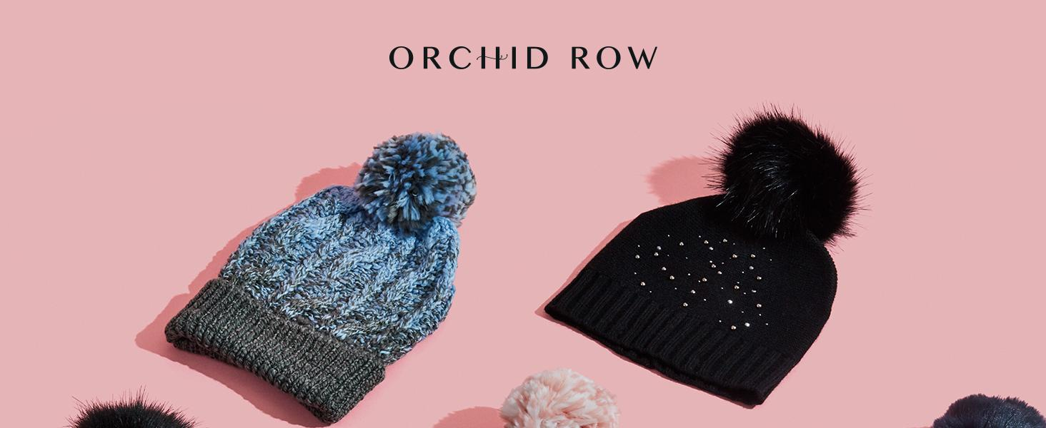 f643a5cda94 Amazon.com  Orchid Row Women s Fashion Wranger Hat with Velvet Band ...