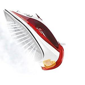 Philips Azur Performer Plus GC4516/40 - Plancha de vapor, 2400W, golpe de vapor 190g, vapor de 45g/min, 0.3 litros, Suela StreamGlide Plus, Acero ...