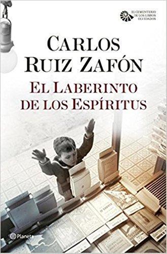 El Laberinto de los Espíritus: 1 Autores Españoles e