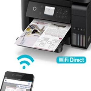 Epson L6190 Wi Fi Duplex All in One Ink Tank Printer with Auto duplex  printing, Fax and ADF capabili