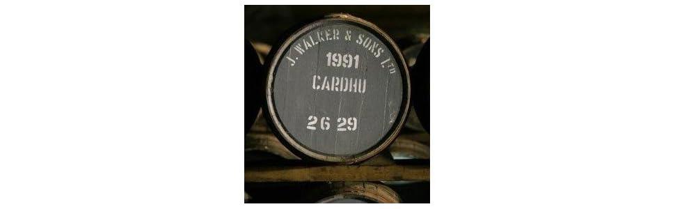 Cardhu Gold Reserve Whisky Escocés -700 ml: Amazon.es ...