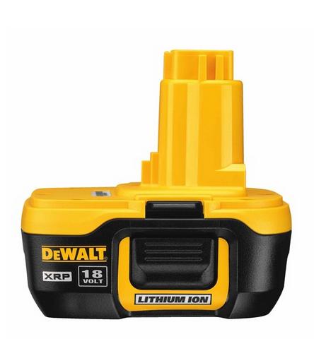 Dewalt Dc9182 18v Xrp Lithium Ion Battery Amazon Com