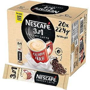 Nescafe 3in1 Creamy Latte Coffee Stick