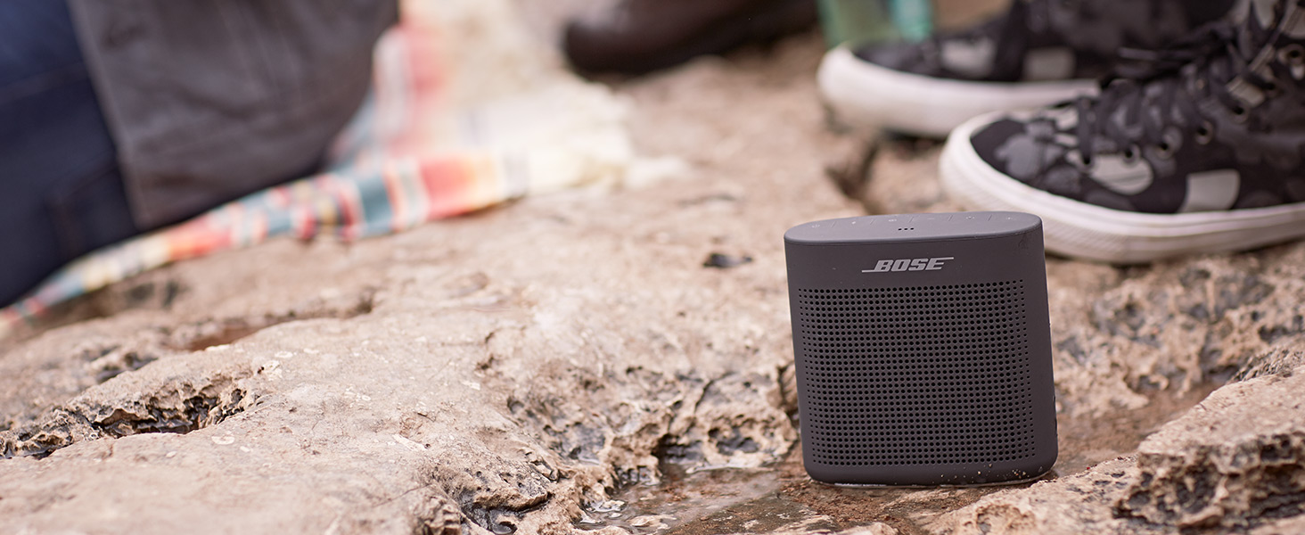 Bose Soundlink Color Bluetooth Speaker Ii Soft Black Baby Boomer 600w Dual 8quot Subwoofer Electronicswoot Micro