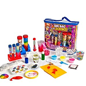 Be Amazing! Toys Big Bag of Science Works