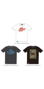 DOTLIKE SP/ PCエンジン Tシャツ 3種セット