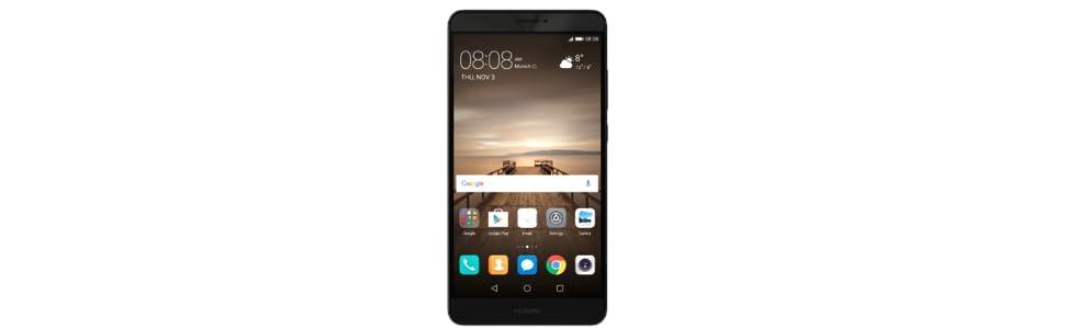 Huawei - Smartphone libre mate 9 gris: Amazon.es: Electrónica