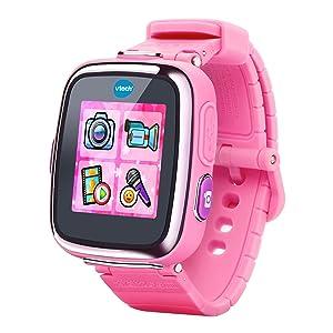VTech Kidizoom Smartwatch DX, Pink
