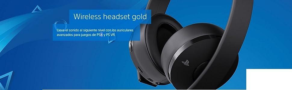 Sony - Gold Edición Headset Fortnite VCH 2019 (PS4), Color Negro: Sony: Amazon.es: Videojuegos
