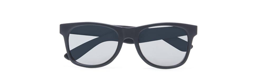 676e0e37cd Vans Herren VN-0 LC0CVQ Wayfarer Sonnenbrille, Black: Amazon.es ...