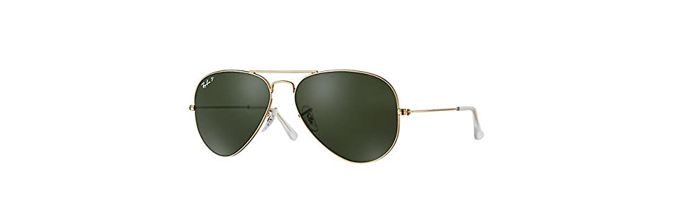 Ray-Ban Classic Aviator Sunglasses Silver Mirror