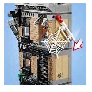 レゴ(LEGO)スーパー・ヒーローズドクター・ストレンジの神聖な館での戦い