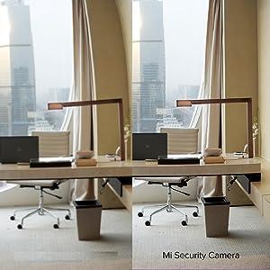 Mi MJSXJ02CM 360° 1080P WiFi Home Security Camera (White)