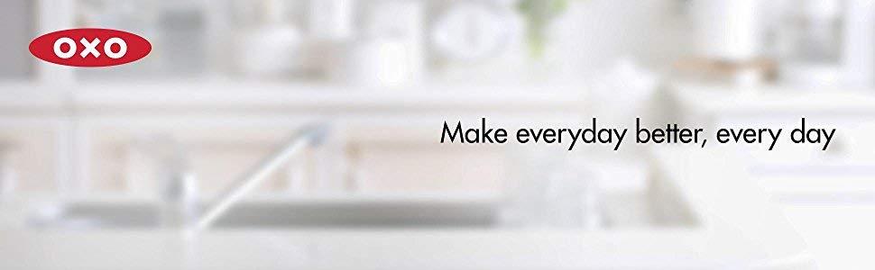 Amazon Com Oxo Good Grips Sinkware Caddy One Size White