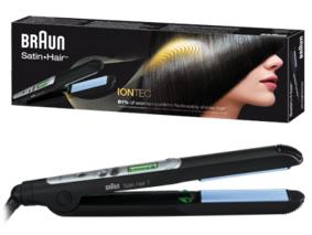 Braun Satin Hair 3 St 310 Hair Straightener With Extra