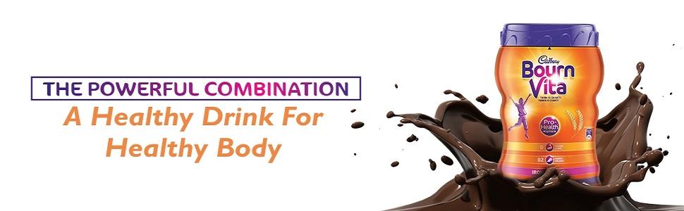 Cadbury Bournvita Chocolate Health Drink