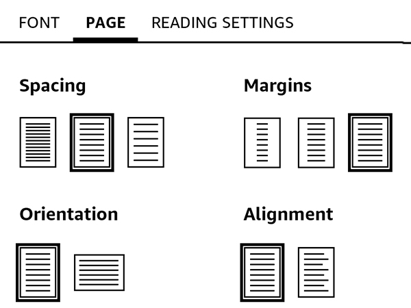 Create a personalized reading experience