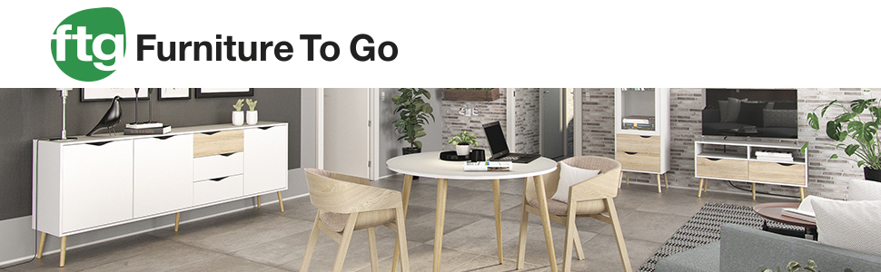 Muebles To Go - Mesa de café. Platinum/Gris Brillante ...