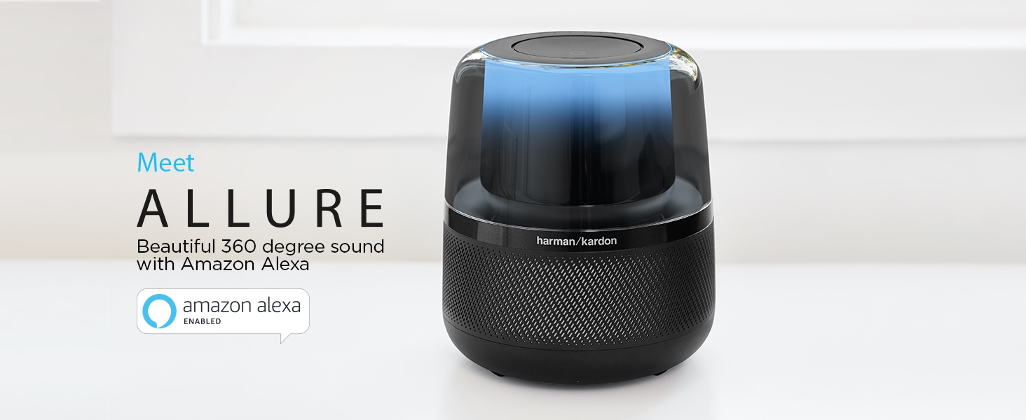Harman Kardon Allure with Amazon Alexa
