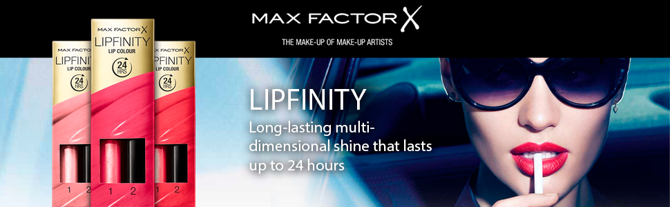 Max Factor Lipfinity Lipstick with Gloss