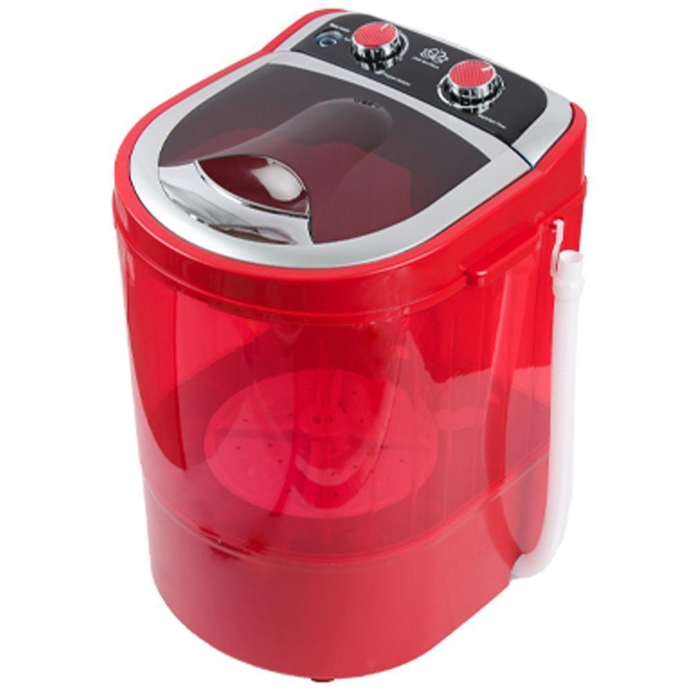 Mini Clothes Dryer ~ Dmr kg portable mini washing machine with dryer basket