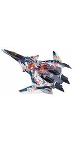 マクロスデルタ VF-31J改 ジークフリード(ハヤテ・インメルマン機) デカルチャーVer.(仮) 1/72スケール プラモデル