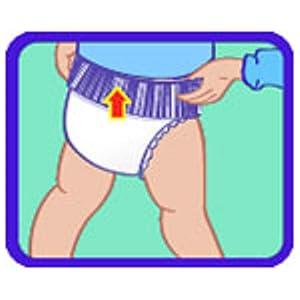 Baby Joy Diapers Culotte