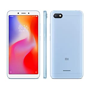 Xiaomi Redmi 6A Dual SIM Blue International Version