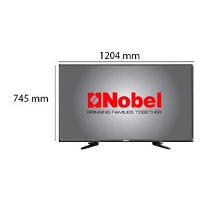 Nobel 50 Inch LED Smart DVB-T2 Tv -NTV5050LEDS3: Amazon com