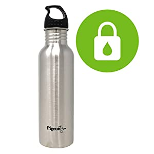 Pigeon Stainless Steel Water Bottle