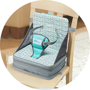 Comfortable Full-Size Booster Seat