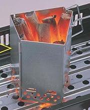 M-6638 煙突効果 効率よく 炭火起こし