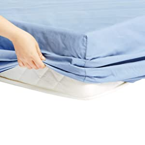 100% Cotton with Percale Weave