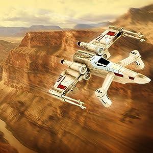 Propel SW-1002 Star Wars T65 X-Wing - Dron de Batallas ...