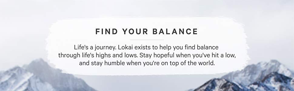 Lokai balance