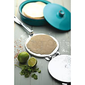 World of Flavours - Prensa para Tortillas mexicanas