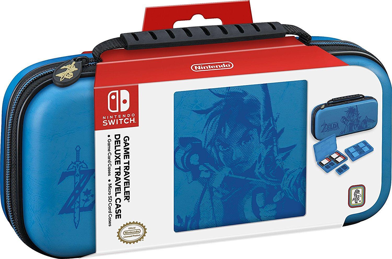 Amazon.com: Nintendo Switch Game Traveler Deluxe Travel