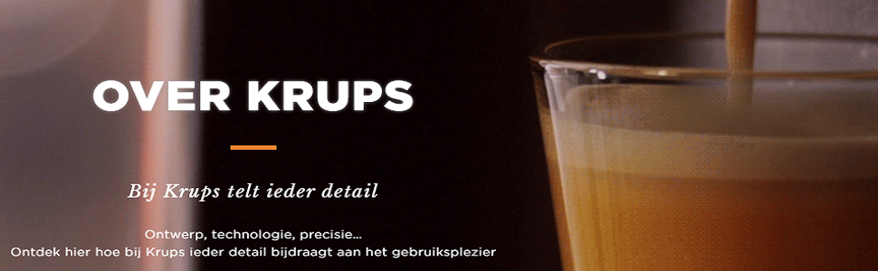 krups over ons