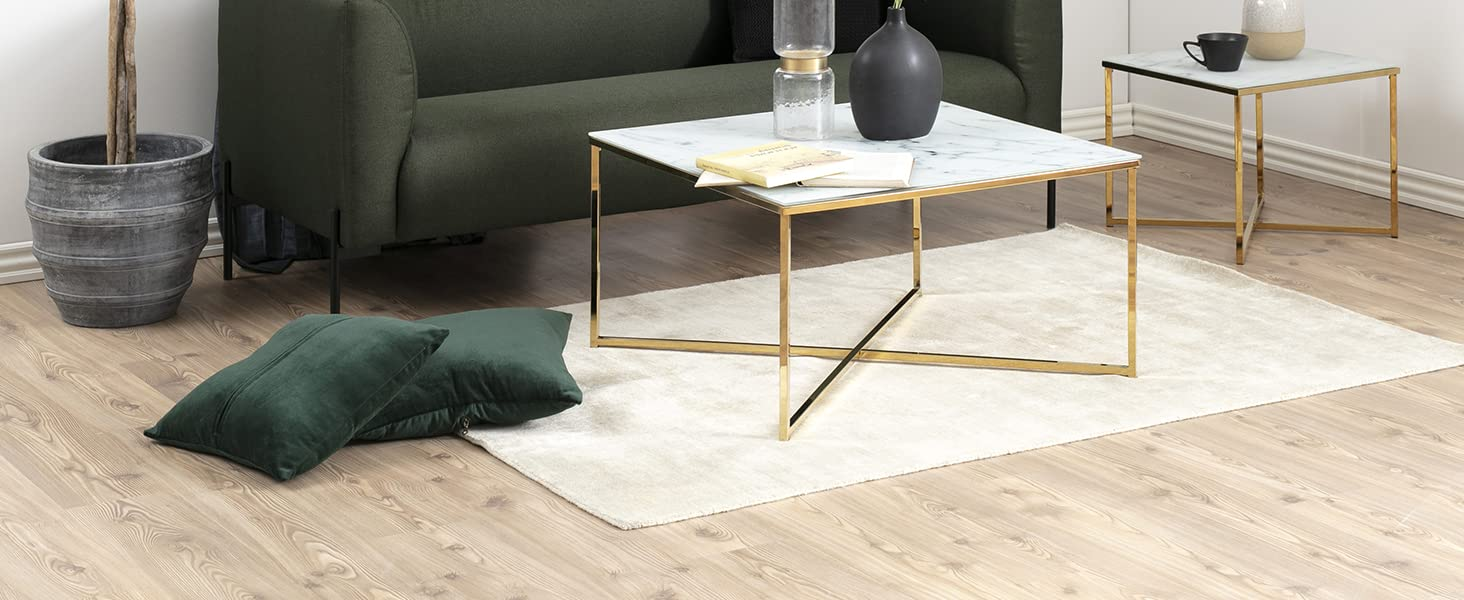 Amazon Brand - Movian Rom - Mesa de centro, 45 x 45 x 50 cm ...
