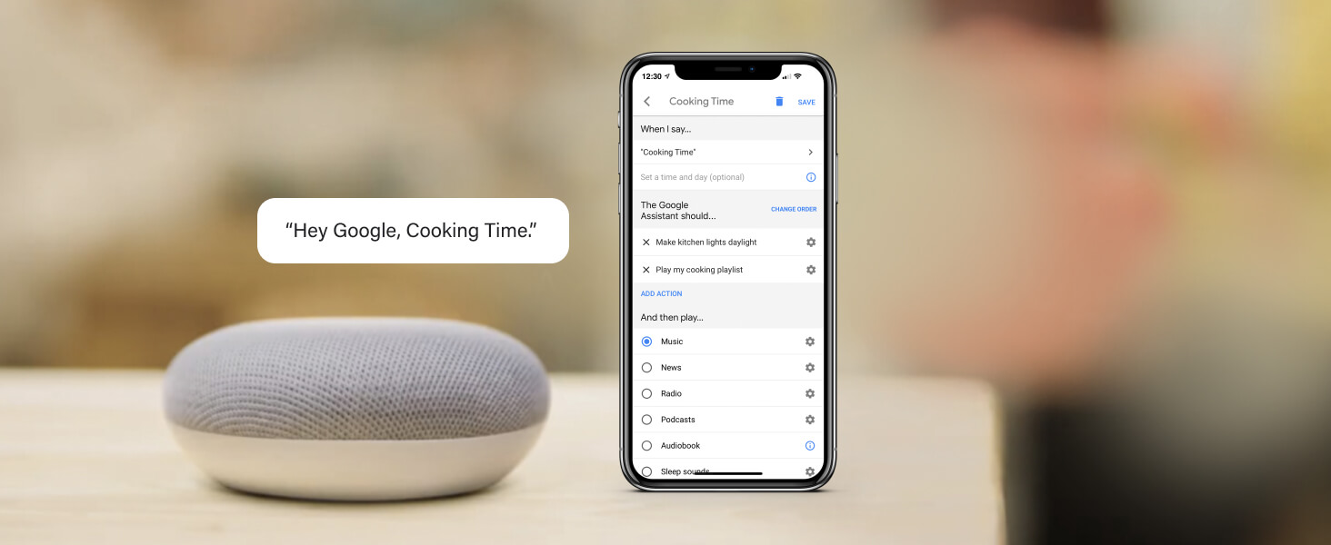 Use your Google Assistant device and app to control your Sengled lighting