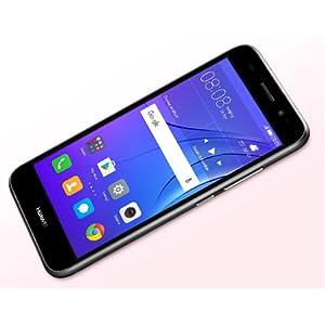 Huawei Y3 2017 Dual Sim - 8 GB, 1 GB RAM, 3G, Gold: Amazon