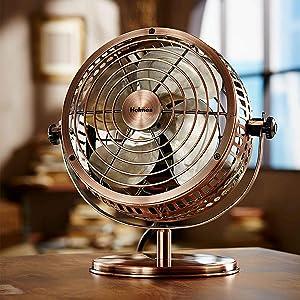 Director Jr Wind Punctual Timing Fan